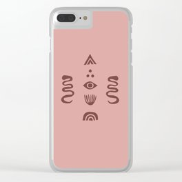 The Dreaming Clear iPhone Case
