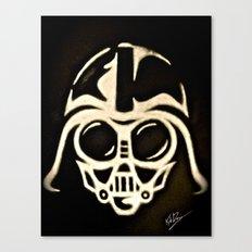 Baby Vader Canvas Print