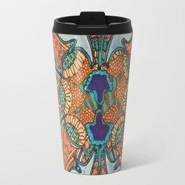 GEOMETRIC MOSAIC Travel Mug