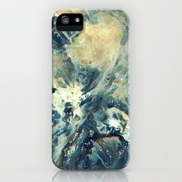 ALTERED Sharpest View of Orion Nebula iPhone Case