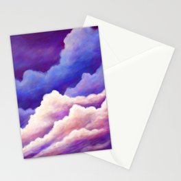Dreaming of Clouds Stationery Cards
