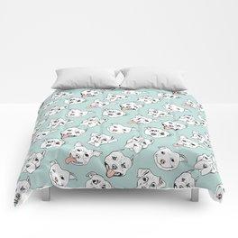 Pittie Pittie Please! 3 Comforters