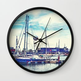 Tallinn art 2 #tallinn #city Wall Clock