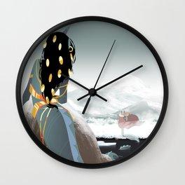 MU: Merloki2 Wall Clock