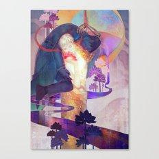 Bijou Canvas Print