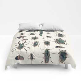 Collection of Insects Comforters
