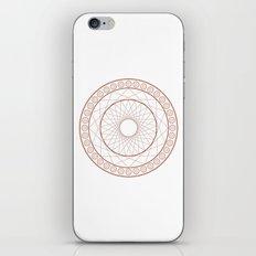 Anime Magic Circle 3 iPhone & iPod Skin
