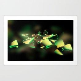 Husk 03 Art Print
