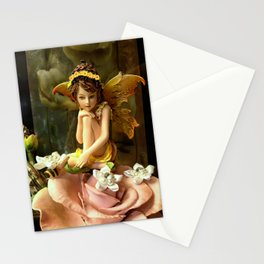 Autumn Fairy 2 Stationery Cards