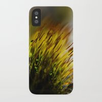 moss iPhone & iPod Cases featuring Moss by Digital Dreams