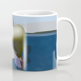 May: a Heart Soaring in the Bay - shoes story Coffee Mug