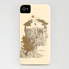 A Beautiful Mind Slim Case iPhone (4, 4s)