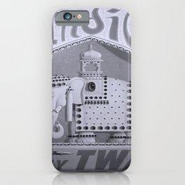 Affiche India iPhone Case