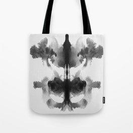 Form Ink Blot No. 9 Tote Bag