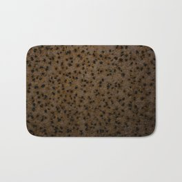 Rust Holes Bath Mat