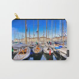 St Tropez Sails Carry-All Pouch