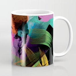 Frida Kahlo - Colors Coffee Mug