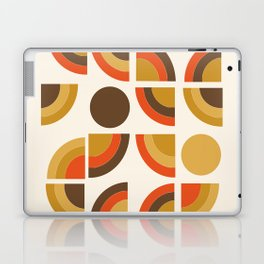 Kosher - retro throwback minimalist 70s abstract 1970s style trend Laptop & iPad Skin