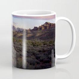 Dusk at Arches National Park Moab, UT Coffee Mug