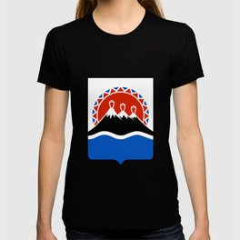 coat of arms of Kamchatka T-shirt