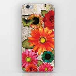 Wallflowers 2 iPhone Skin