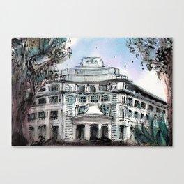 The Capitol Building, Singapore Canvas Print