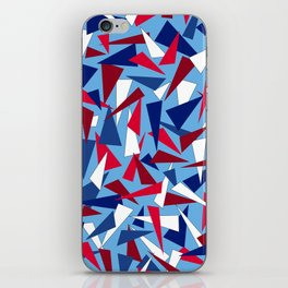 Glass Ceiling Breaks! Hillary 2016 iPhone Skin