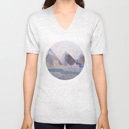 Mountains - Bethany Walrond Unisex V-Neck