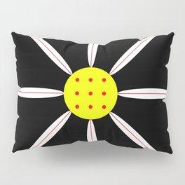 Daisy design Pillow Sham