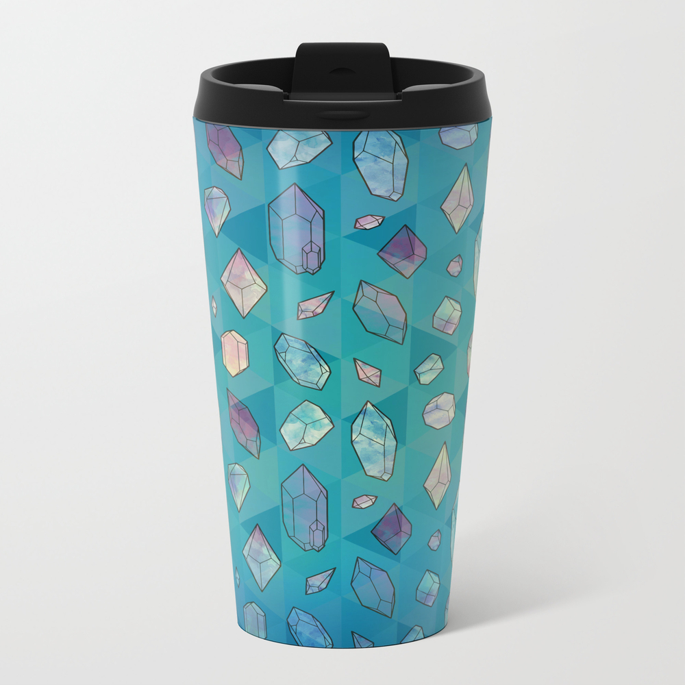 Healing Crystals 2 Travel Cup TRM8813033