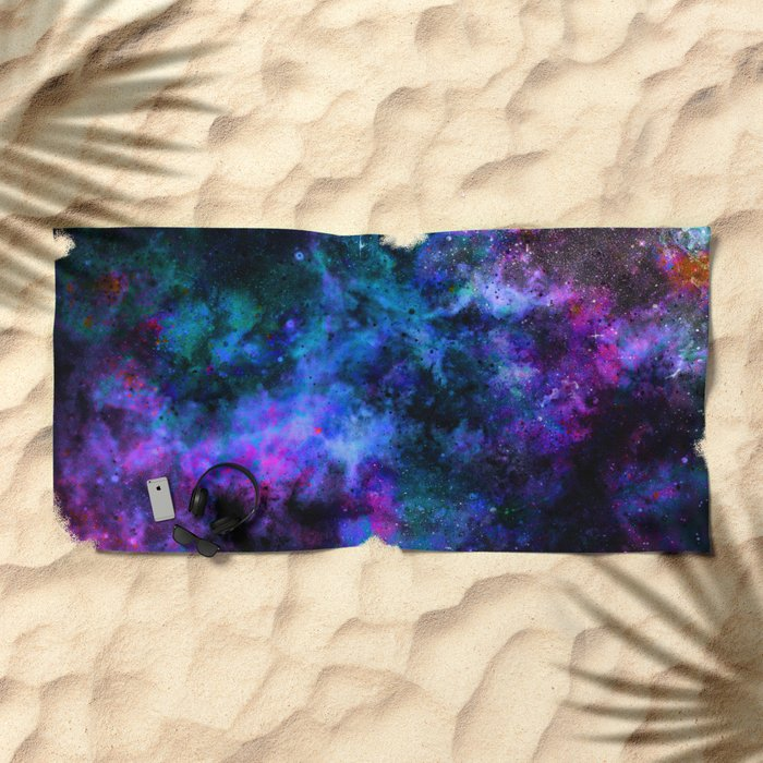 Everything is nothing 20 (therefore it was beautiful) Beach Towel