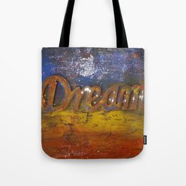 Dream Abstract Tote Bag