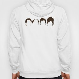Seinfeld Hair Hoody