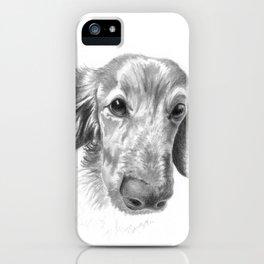Dogface iPhone Case