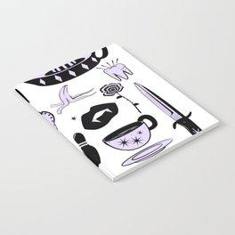 Switchblades Notebook