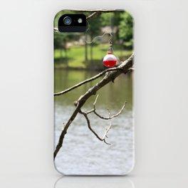 Hanging iPhone Case