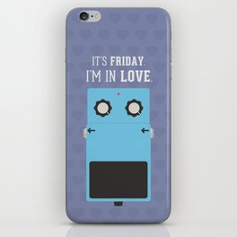 It's Friday! iPhone Skin