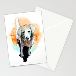 dog#20 Stationery Cards