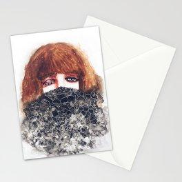 White Eye Stationery Cards