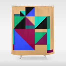 scandinavian chic Shower Curtain