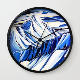 Chasing the Light Wall Clock