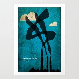care Art Print