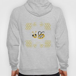 Happy bee Hoody