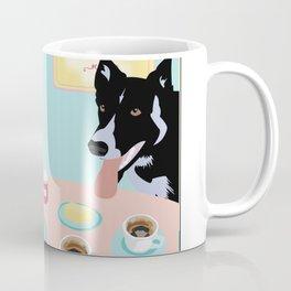 BREAKFAST IN PARIS Coffee Mug