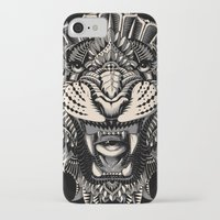 bioworkz iPhone & iPod Cases featuring Eye of the Tiger by BIOWORKZ