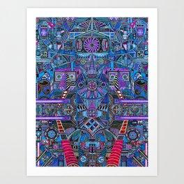Harmonia Art Print