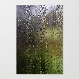 Droplet Landscape I Canvas Print