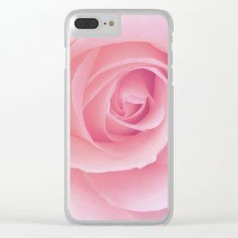 Rose Flower Pink Photography | Nature | Spring | Summer Clear iPhone Case