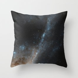 Starbursts in Virgo - The Beautiful Universe Throw Pillow