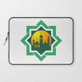 Symbol of Muslim Laptop Sleeve